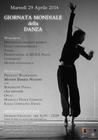 Giornata Mondiale della danza 2014